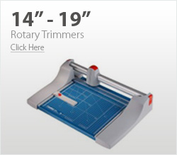 14-inch - 19-inch Rotary Trimmers