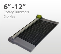 6-inch - 12-inch Rotary Trimmers