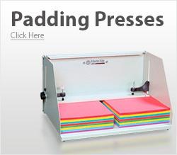 Padding Presses