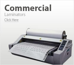 Commercial Roll Laminators