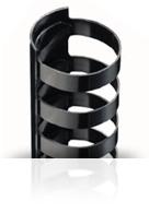 Plastic Comb Spine