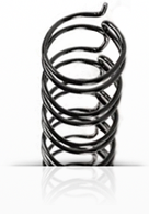Twin Loop Wire Spine