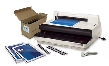 SureBind Binding Machines and Supplies